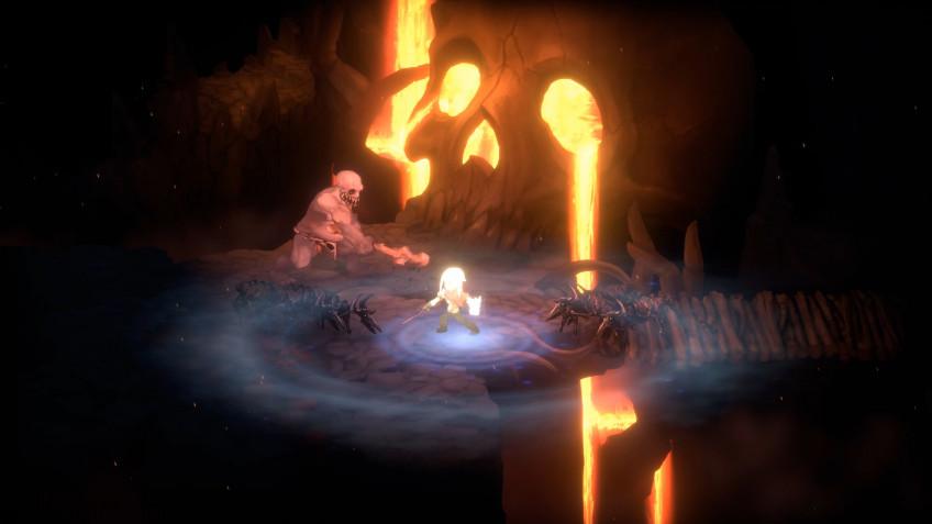 Ретро-RPG Darkest Valley выходит в ранний доступ Steam весной