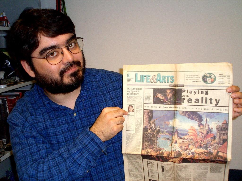 Дизайнер Ultima Online работает над новой онлайновой песочницей