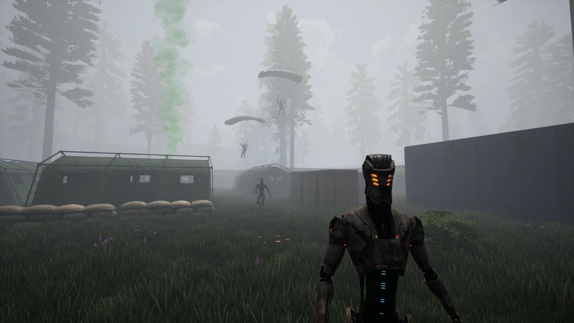 Роботы в тумане: XERA: Survival вышла в ранний доступ