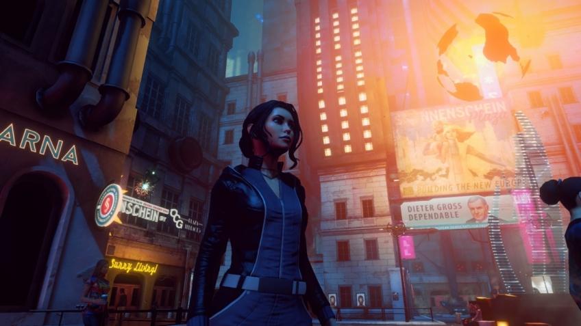 В сети появился новый трейлер консольной версии Dreamfall Chapters
