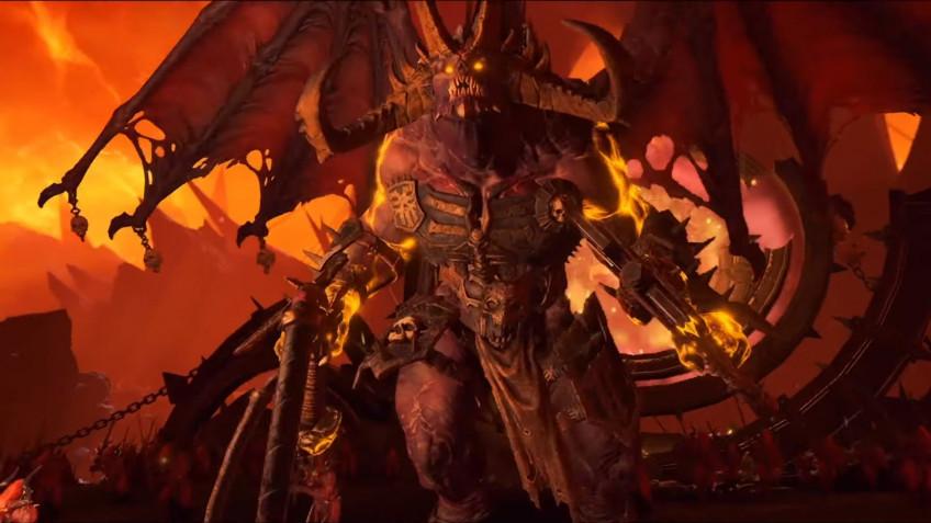 Первый геймплей Total War: Warhammer III покажут13 мая