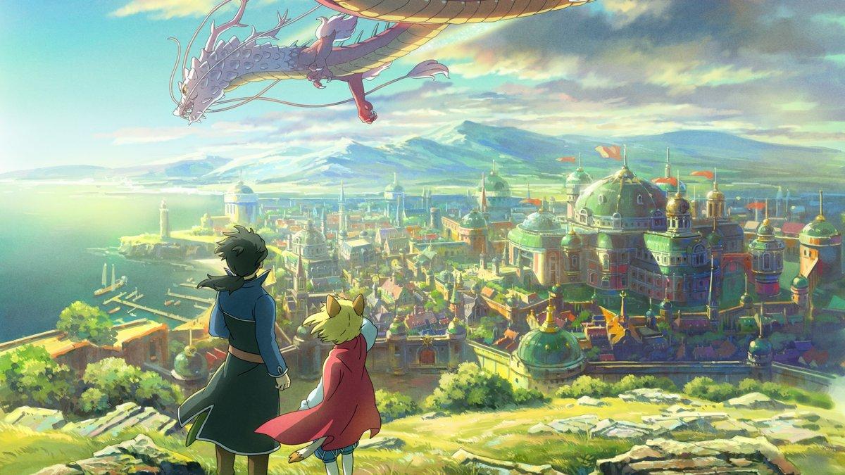 Аниме по Ni no Kuni выйдет на Netflix через месяц, 16 января