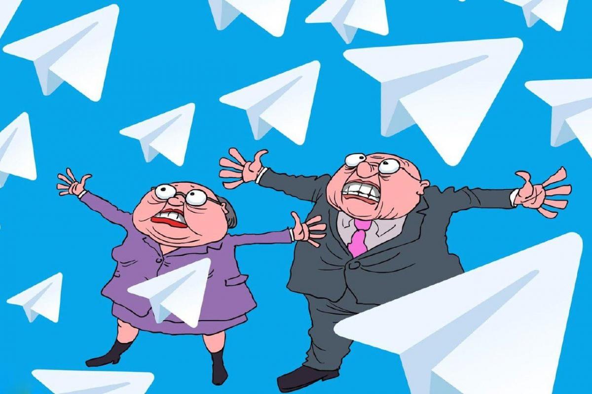 Роскомнадзор не знает, как заблокировать Telegram в России (Обновлено)