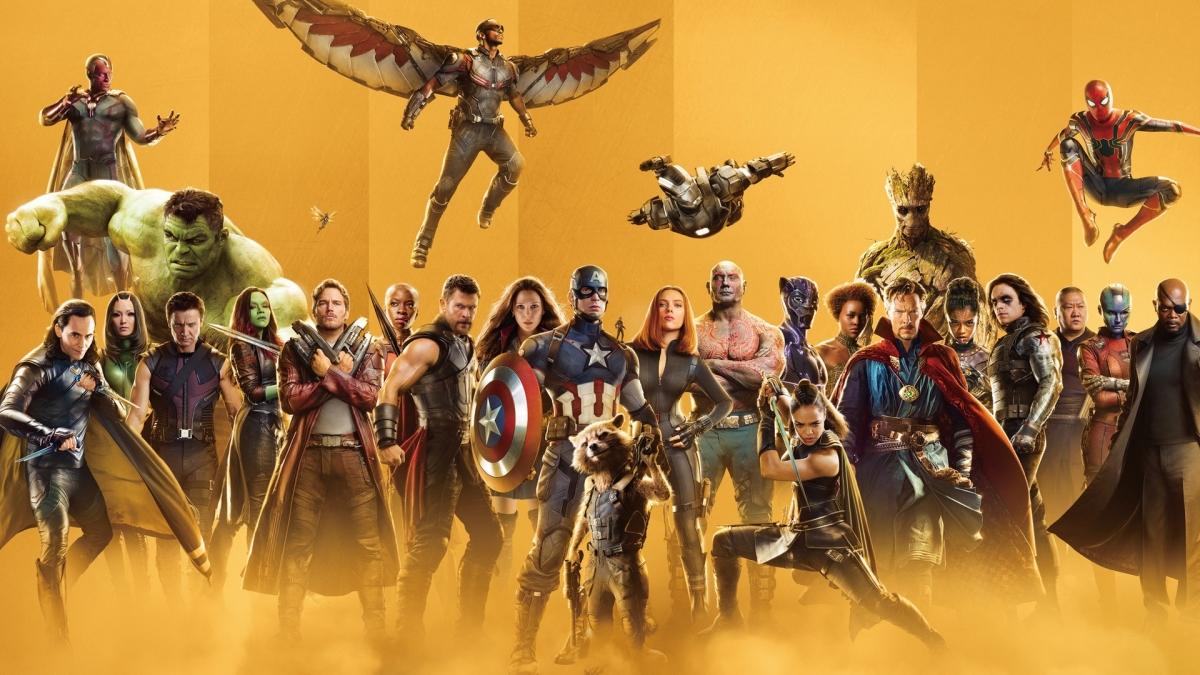 Marvel составила официальную хронологию своей киновселенной