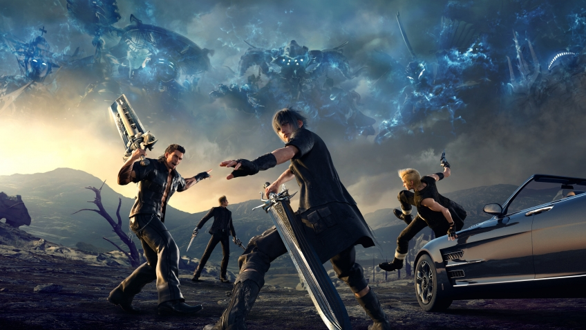 Final Fantasy XV: Windows Edition взломали за 3 дня до выхода