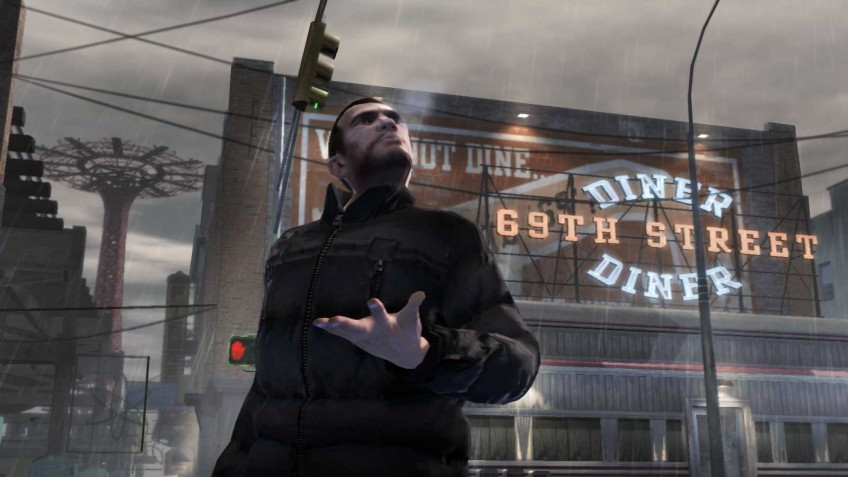 Rockstar прекратила продажи Grand Theft Auto IV в Steam из-за Games for Windows Live