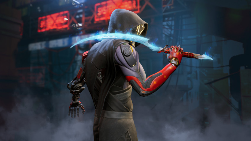 Создатели Ghostrunner не знают, сколько заработали на игре
