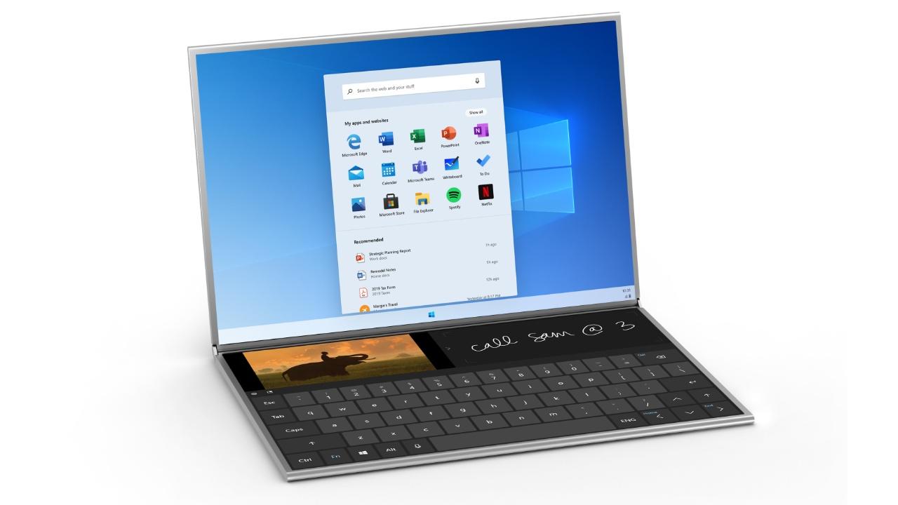 Опубликован официальный эмулятор Windows 10X для разработчиков