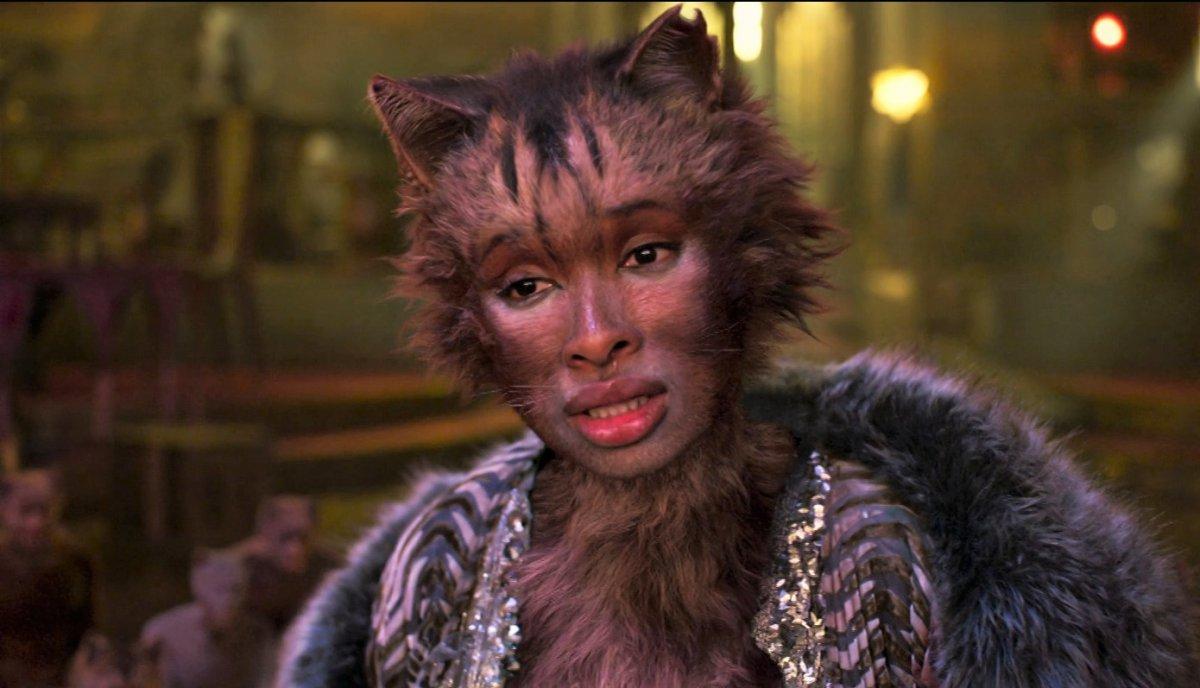 Кинокомпания Universal, похоже, передумала выдвигать «Кошек» на «Оскар»