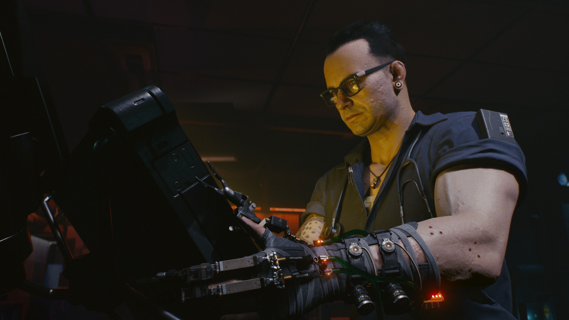 Cyberpunk 2077 получила первый крупный патч с улучшениями стабильности