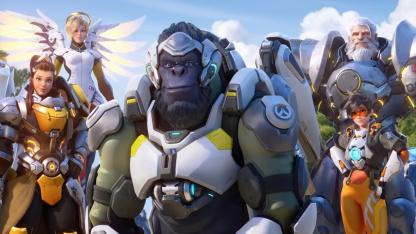 Blizzard может выпустить Overwatch2 до лета 2022 года