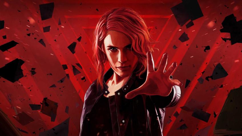 Утечка: на этой неделе в Epic Games Store будут бесплатно отдавать Control