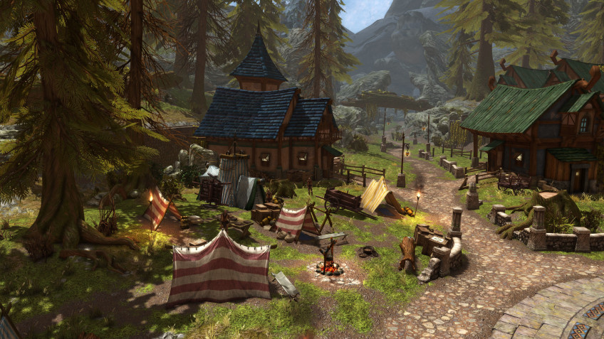 THQ Nordic поделилась новостями о дополнении для Kingdoms Of Amalur: Re-Reckoning1