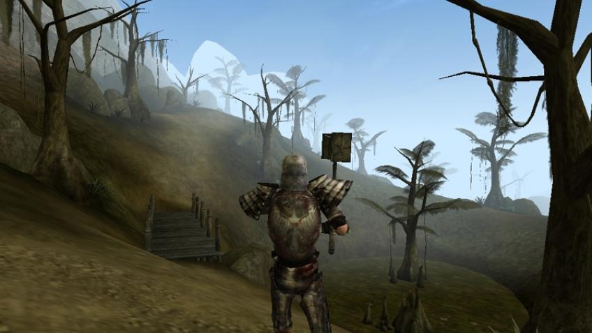 Новый ролик из Morrowind