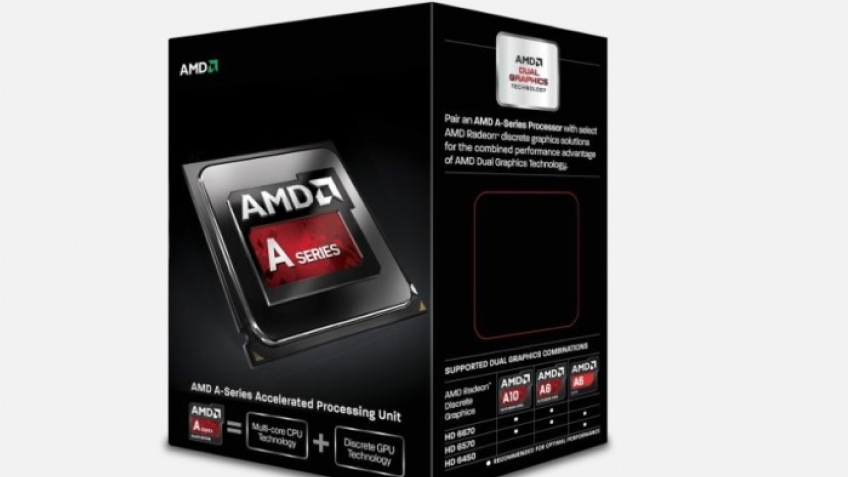 Процессор AMD A10-6790K поступил в продажу
