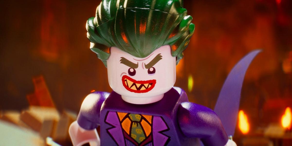 LEGO DC Super-Villains выйдет в октябре