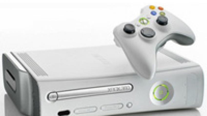 Новогодняя Xbox 360 Elite подарит две игры