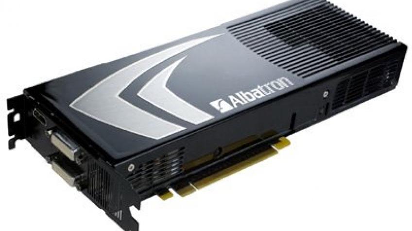 Серия GeForce 9800 приближается