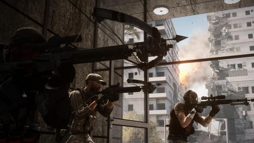 Дополнение Battlefield 3: Aftermath выйдет в конце ноября