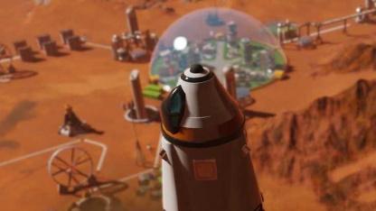 Вышло дополнение Below and Beyond для Surviving Mars