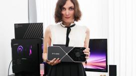 Девушка установила Crysis3 прямо в память GeForce RTX 3090 — вот что из этого вышло