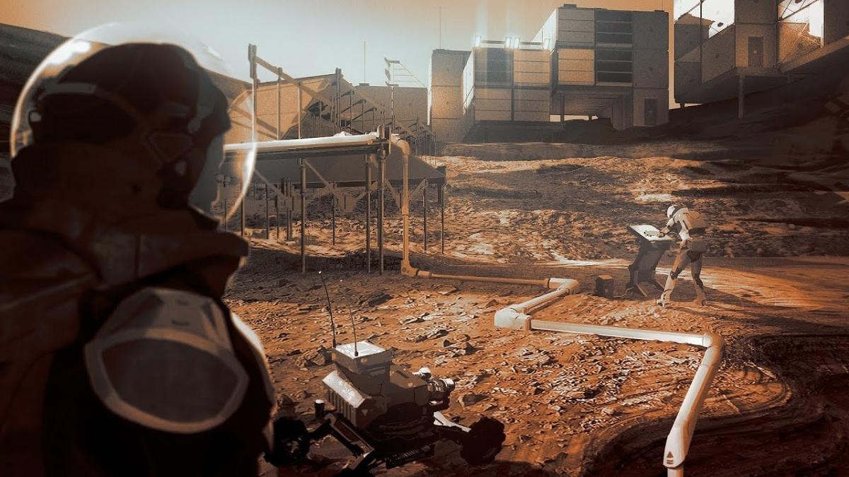 Surviving Mars получила дату релиза и поддержку модов