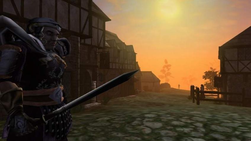 """""""Фишки"""" для Morrowind"""