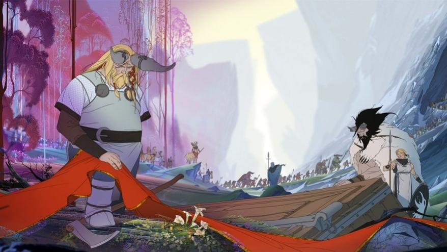 В The Banner Saga2 появился «режим выживания»