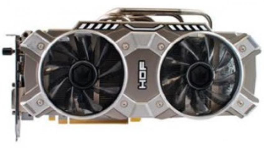 KFA2 анонсировала видеокарту GeForce GTX 780 HOF