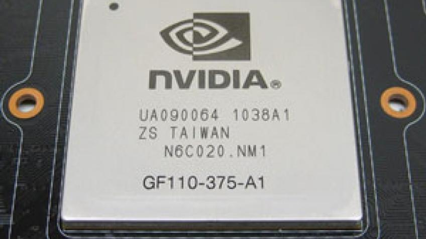 NVIDIA представит GeForce GTX 560 в следующем году