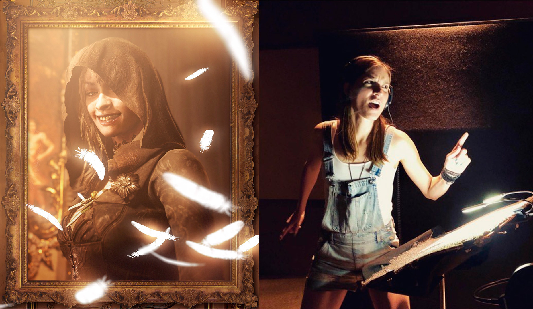 Не стало актрисы, сыгравшей дочерей леди Димитреску в Resident Evil Village
