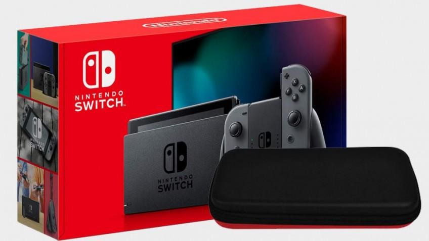 СМИ: летом выйдет новая модель Nintendo Switch