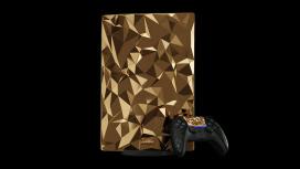 PlayStation5 в свободной продаже: Caviar выпускает золотую консоль