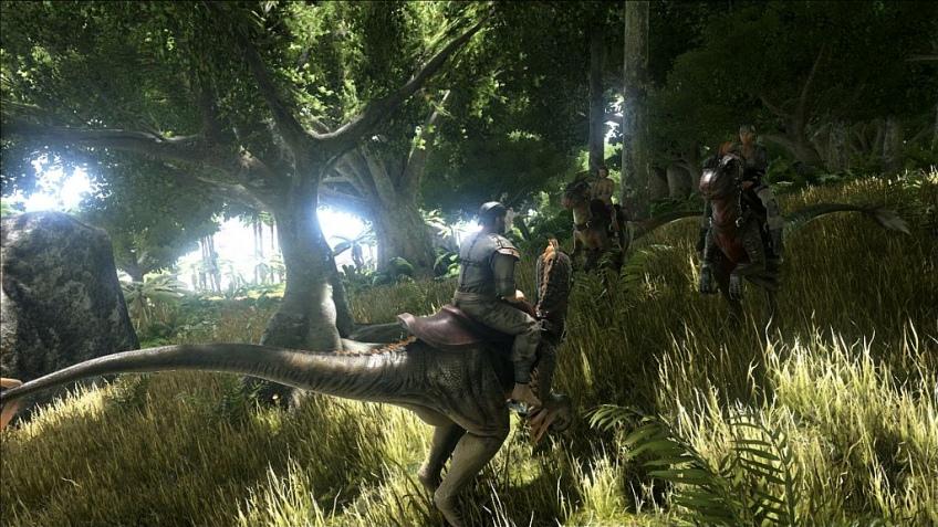 ARK: Survival Evolved появится на Xbox One в этом месяце