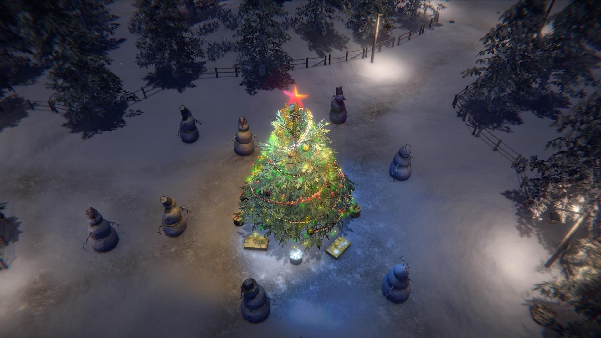 В Atom RPG появились банды снеговиков-мутантов