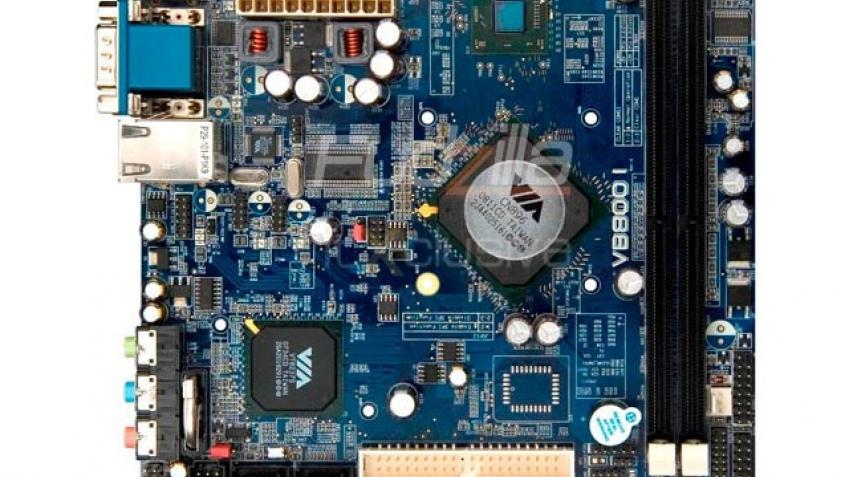 VIA показала Mini-ITX VB8001