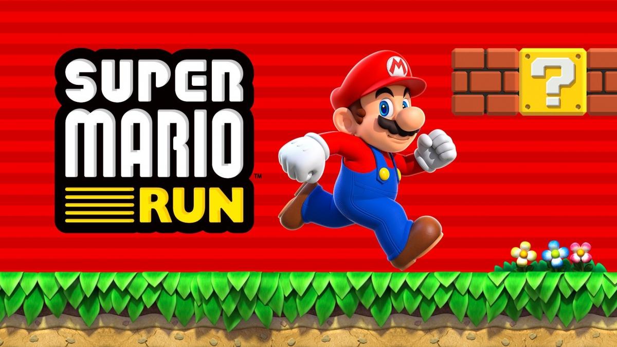 Super Mario Run стала самой скачиваемой Android-игрой этого года