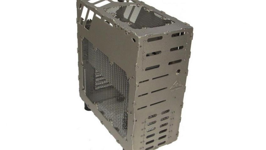 Fanless Case 0.1: корпус для пассивного охлаждения процессора