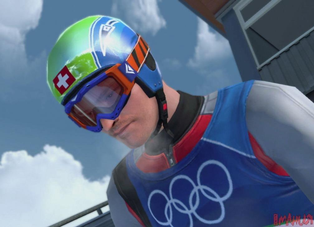 Vancouver 2010 – Олимпиада на дому