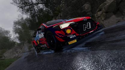 Представлен релизный трейлер гоночного симулятора WRC 10
