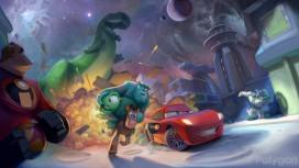 Disney создает онлайновую игру с открытым миром
