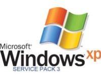 XP SP3 пока не выйдет через Windows Update