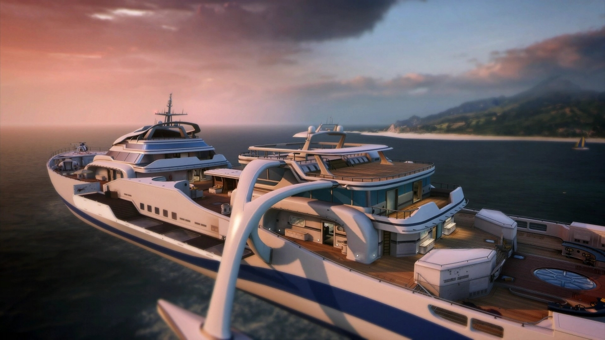 Утечка: в королевской битве Call of Duty: Black Ops4 появится карта Hijacked из Black Ops2