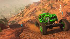 Песчаная буря в Марокко в новом геймплейном ролике DIRT5