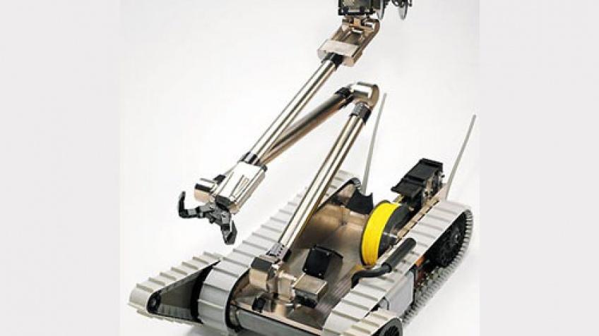 Армия внедряет все больше роботов