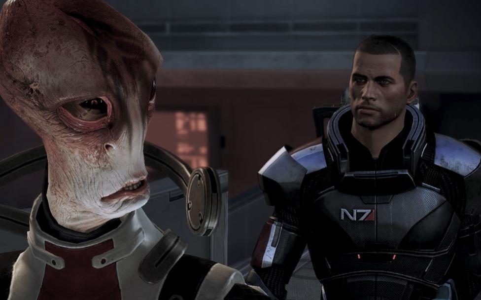 Сюжет Mass Effect3 может измениться