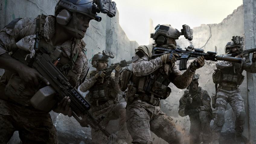 «Россия 24» выпустила собственный репортаж о Call of Duty: Modern Warfare