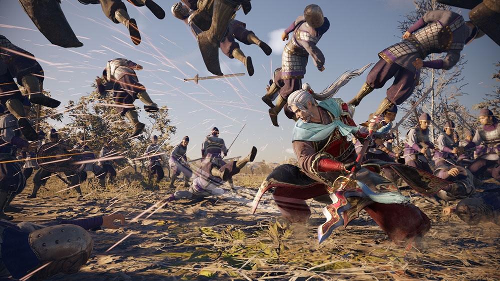 Dynasty Warriors9 получила дебютный трейлер