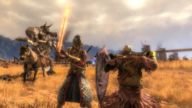 Фанаты создают ремейк The Lord of the Rings: Conquest на Unreal Engine4