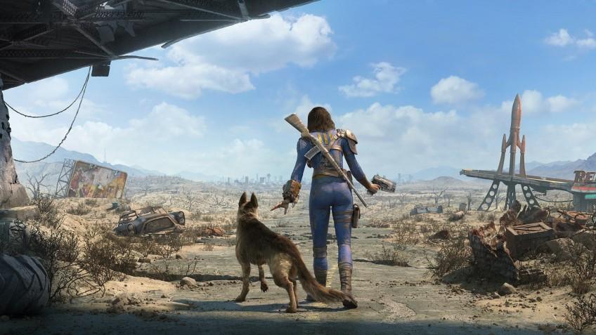 Разработчики Fallout76 хотят добавить в игру питомцев